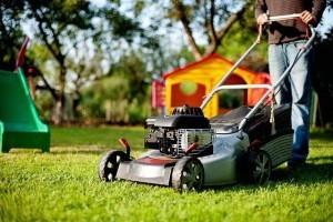 Wie lange darf man Rasenmähen?
