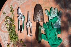 Gartengeräte Set