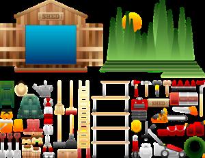 Gartengeräte Ausleihen