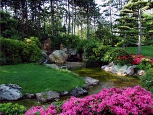 Garten planen