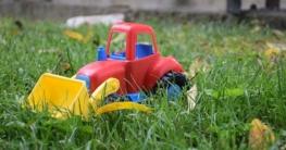 Spielzeug für den Garten